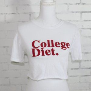 College Diet Graphic T-shirt from Pacsun